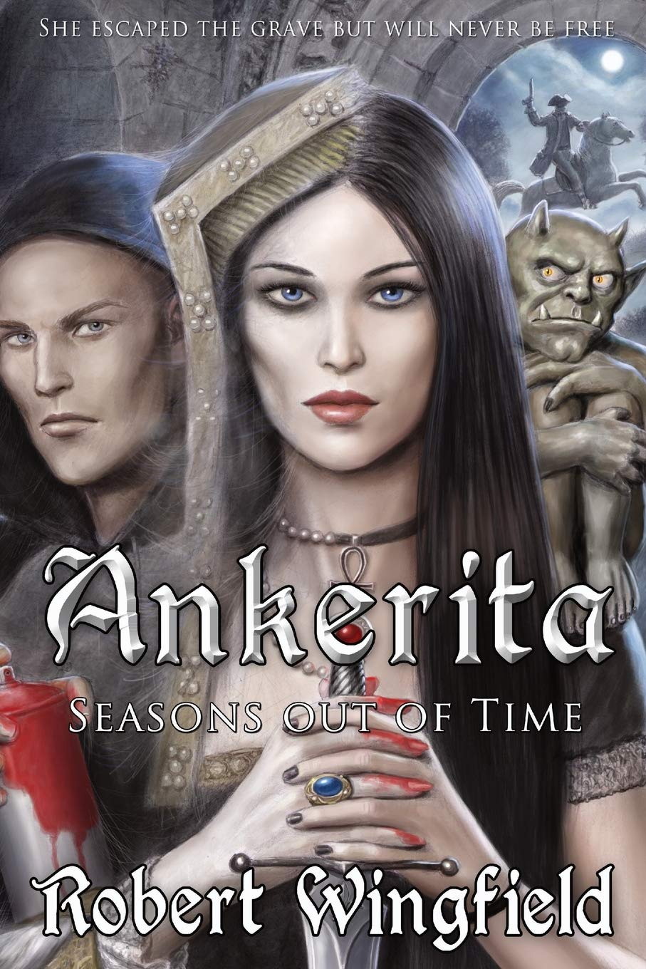 Image result for ankerita seasons out of time