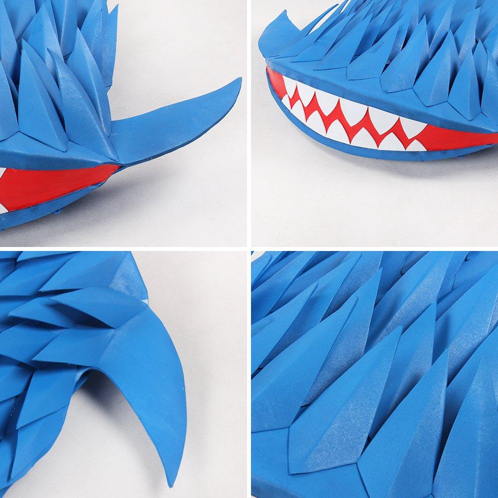 Mtxc Naruto Cosplay Prop Hoshigaki Kisame Samehada Blue Make Origami Online Diagrams Toys Games
