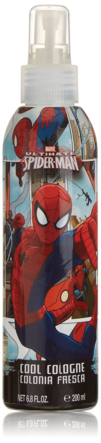 MARVEL SPIDERMAN agua de colonia vaporizador 200 ml Air-Val 5585