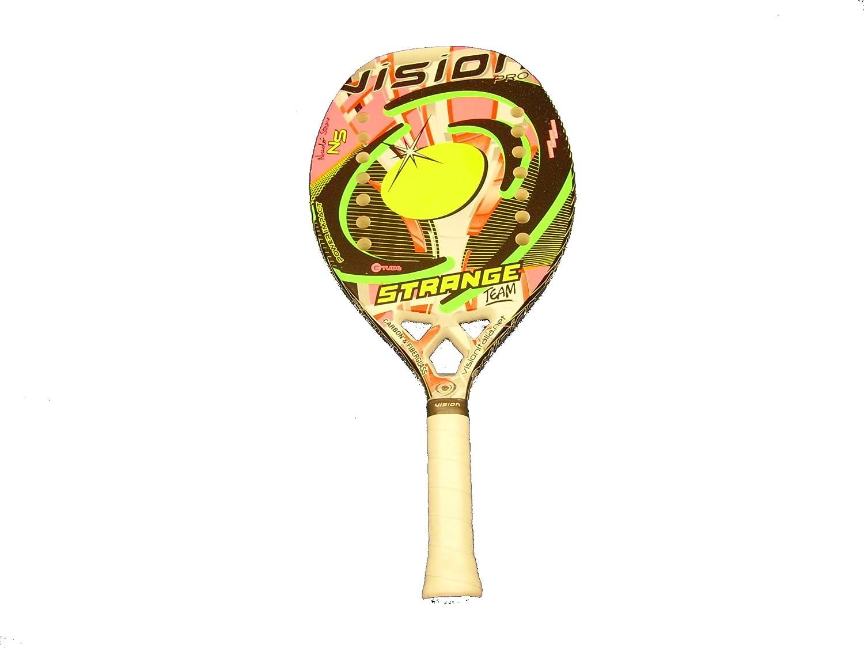 Raqueta Beach Tenis Vision Strange Team 2017: Amazon.es: Deportes ...