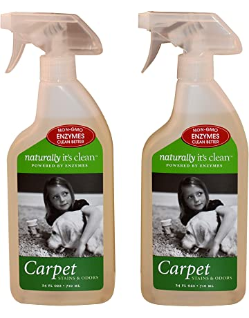 Naturally It's Clean Plant Based Enzyme Cleaner, Non-Toxic, Biodegradable and Safe around