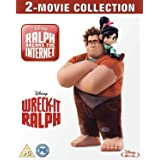 Wreck-it Ralph and Ralph Breaks The Internet 2-Movie Collection