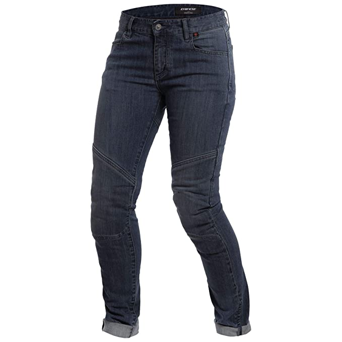 Amazon.com: Dainese Amelia Slim Lady Jeans - Pantalones ...
