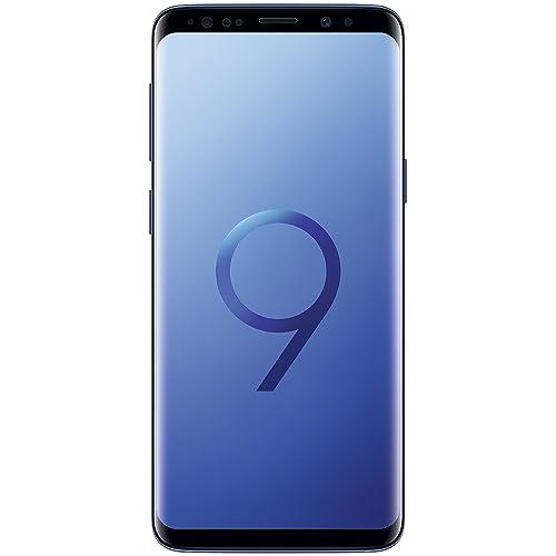 Samsung SM G960FZBDDBT Smartphone Samsung Galaxy S9 5 8 Wi Fi Bluetooth 64 GB 4 GB RAM Dual SIM 12 MP Android 8 0 Oreo Azul Versión Alemana