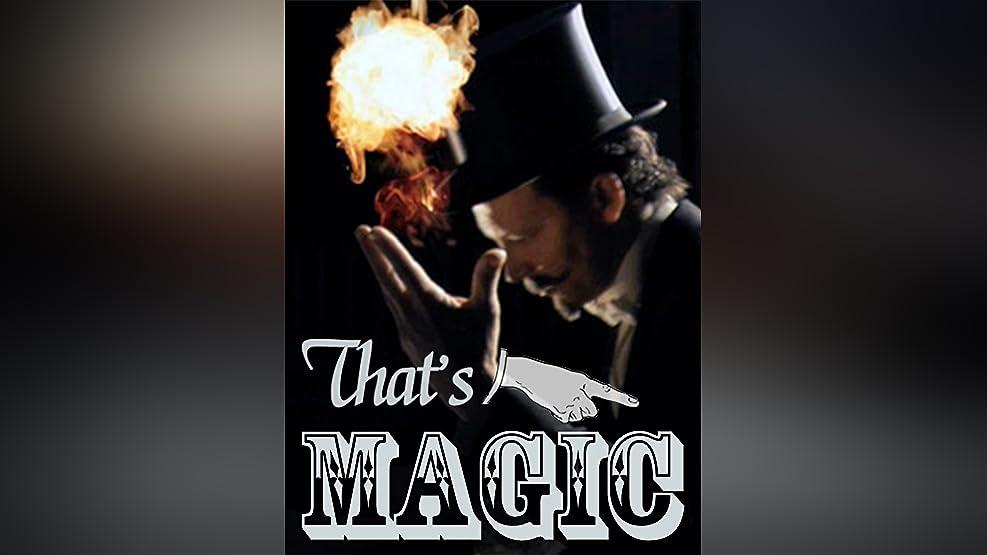 That's Magic!
