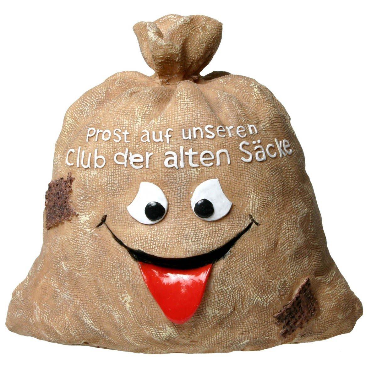 Amazon.de: Udo Schmidt Spardose *Prost Auf Unseren Club Der Alten Säcke*