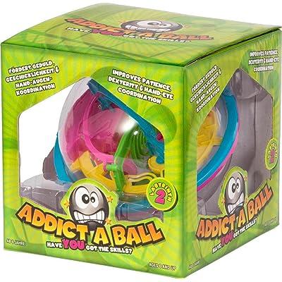 5060164140115 Addict 14 cm-a-ball : mettez une petite balle par le labyrinthe: Deportes y aire libre