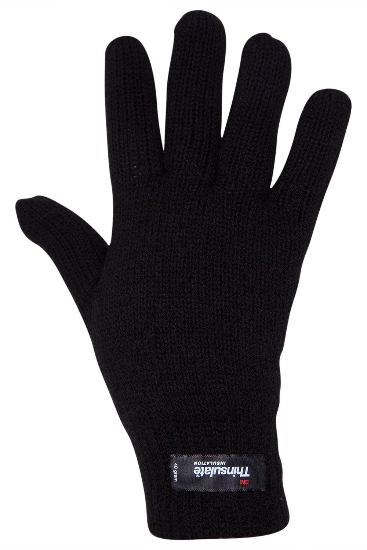 Mountain Warehouse Thinsulate gestrickte Thermo Handschuhe für Damen