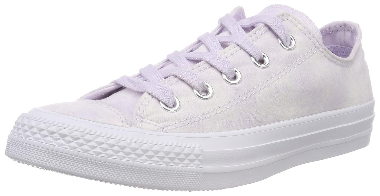 Converse Ctas Ox, scarpe da ginnastica Unisex – Adulto Bianco (Flieder   Wei Flieder   Wei) | Prese tedesche  | Scolaro/Ragazze Scarpa