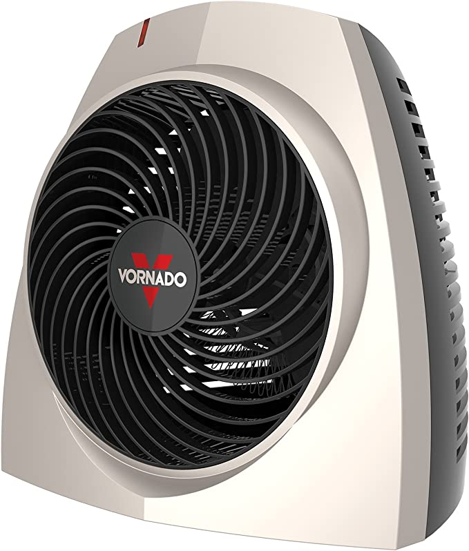 Vornado VH200-EU VH200, 2100 W, Plata/negro, 26, 9cm: Amazon.es ...