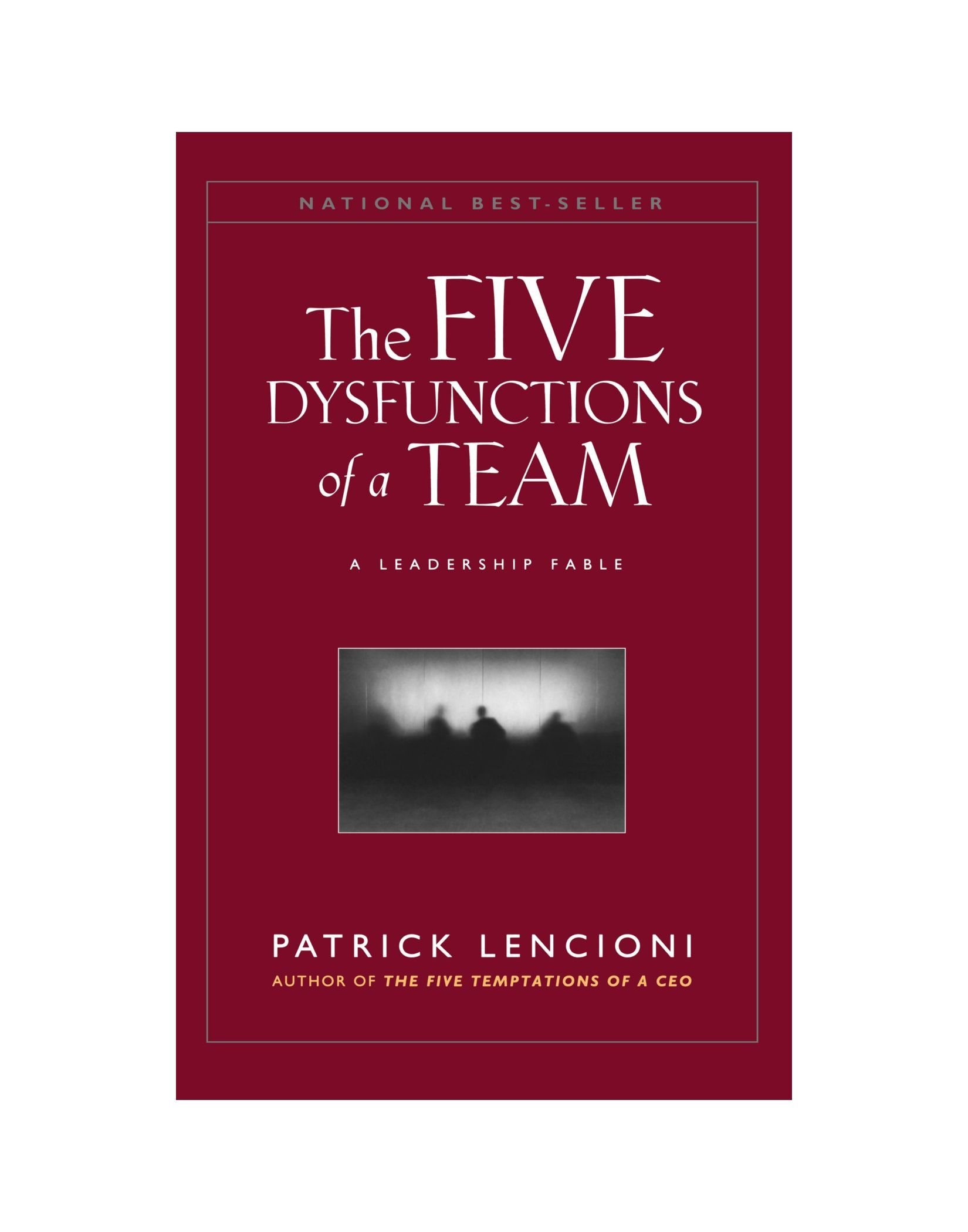 5 dysfunctions of a team book pdf