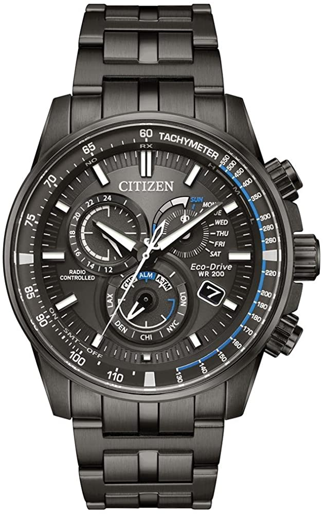 Citizen Watches Mens AT4127-52H Eco-Drive