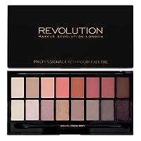 MAKEUP REVOLUTION Eyeshadow Palette New-trals vs Neutrals, 16 g