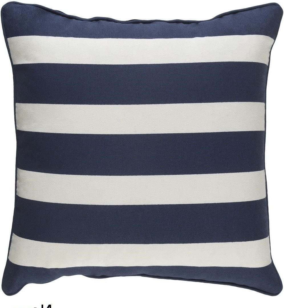 Decorative Cabana  Pillow Cover Cushion Cover Pillow Cases 18 x 18 Set of 2,
