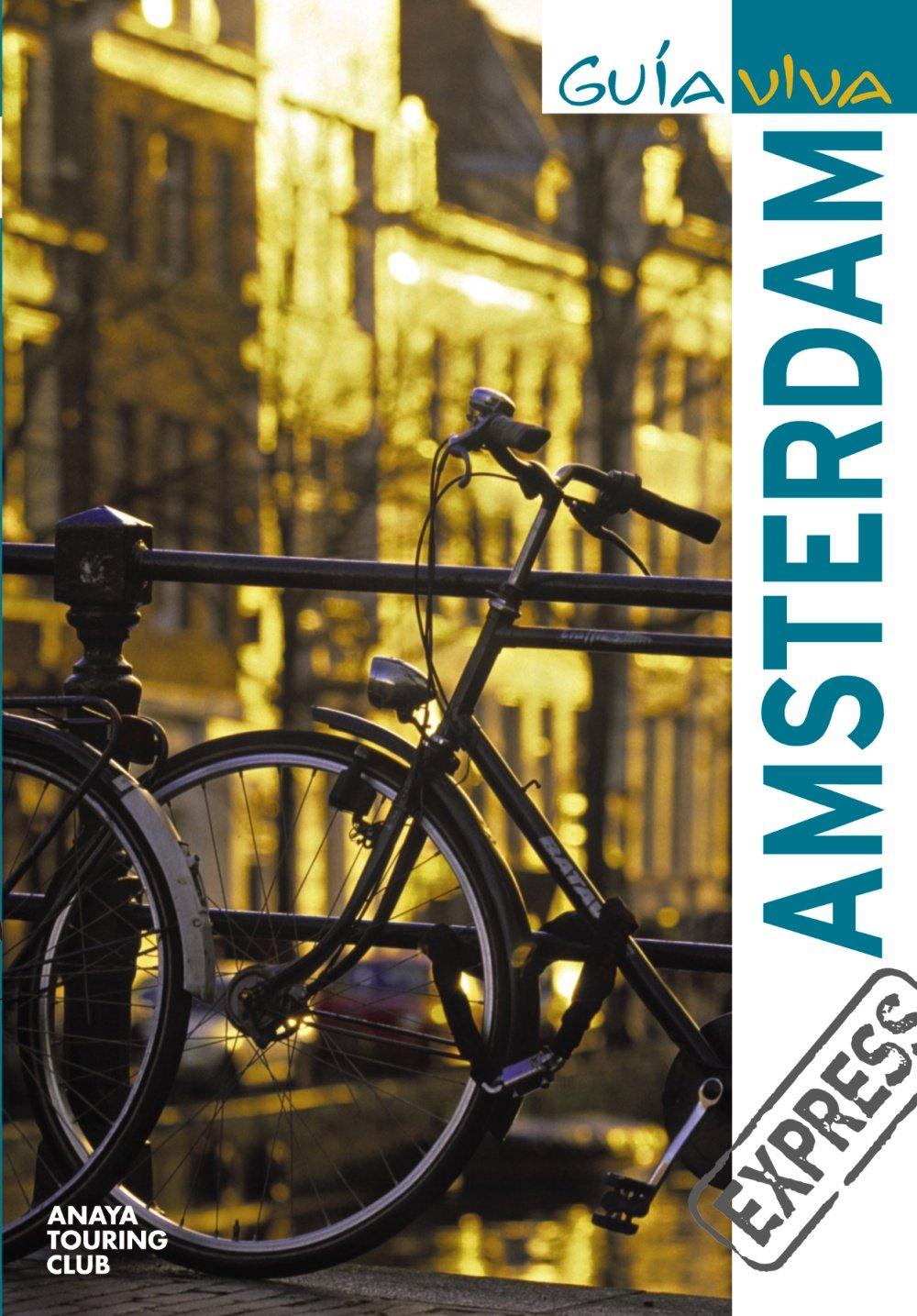 Amsterdam (Guía Viva Express - Internacional): Amazon.es: García ...