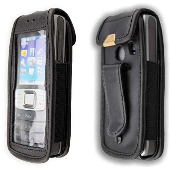 the latest 189ea 140c9 Amazon.com: caseroxx Leather-Case with Belt Clip for Nokia 3110 ...