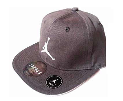 ef605d68 Image Unavailable. Image not available for. Color: Air Jordan Jumpman  Stretch Adjustable Youth Boy's Cap ...