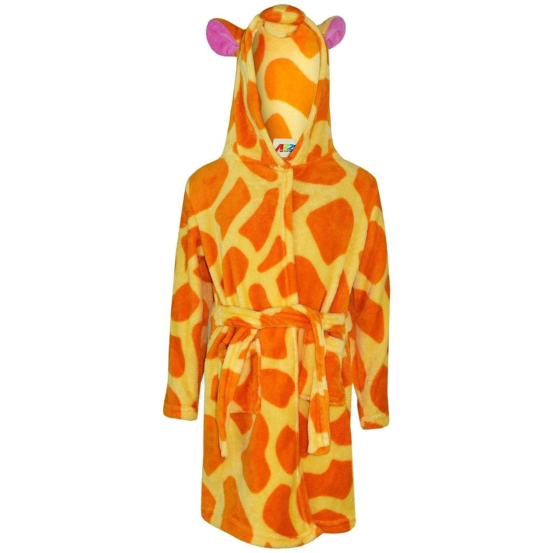 be98a5ec0 A2Z 4 Kids® Girls Boys Bathrobe Kids Animal Soft Short Hooded Fleece Unicorn  Cosplay Bathrobe Dressing Gown Night Lounge Wear Age 5 6 7 8 9 10 11 12 13  14 ...