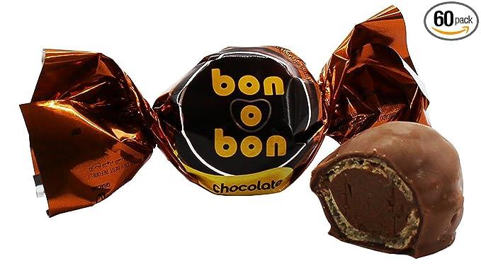 Arcor Bon O Bon oblea rellena de chocolate crema leche ...