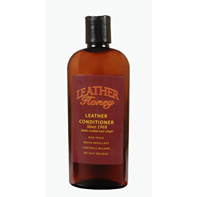 Leather Honey Leather Conditioner, the Best Leather Conditioner Since 1968