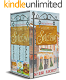 Spicetown Mystery Series Box Set: Books 1-3 (A Spicetown Mystery Bundled Set Book 1)