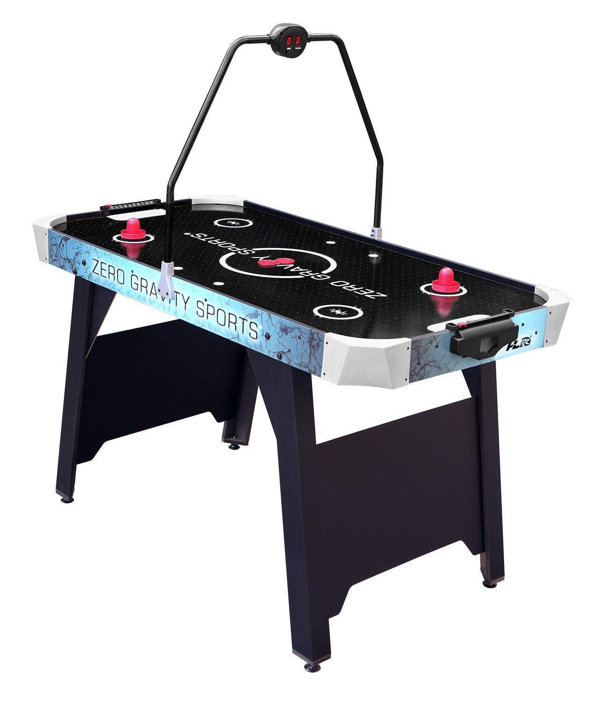 HLC 137 * 69 *79 CM Air Hockey Tisch Tischspiel mit 12V Motor
