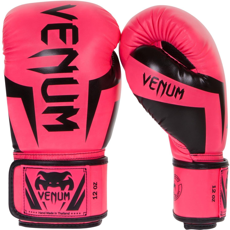 Venum Elite ボクシンググローブ B010HWKGF4