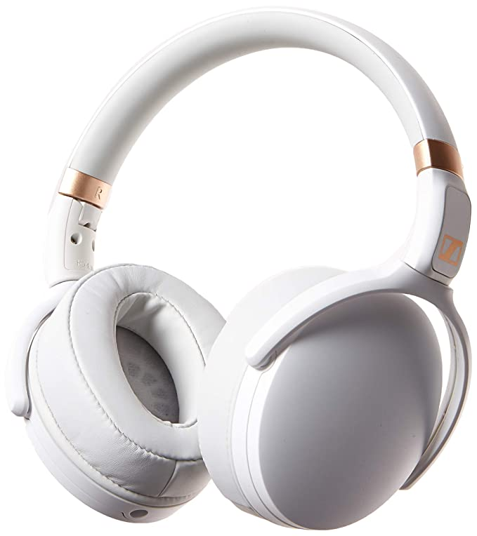 Sennheiser HD 4.30i Around Ear Headphones  White  Over Ear Headphones