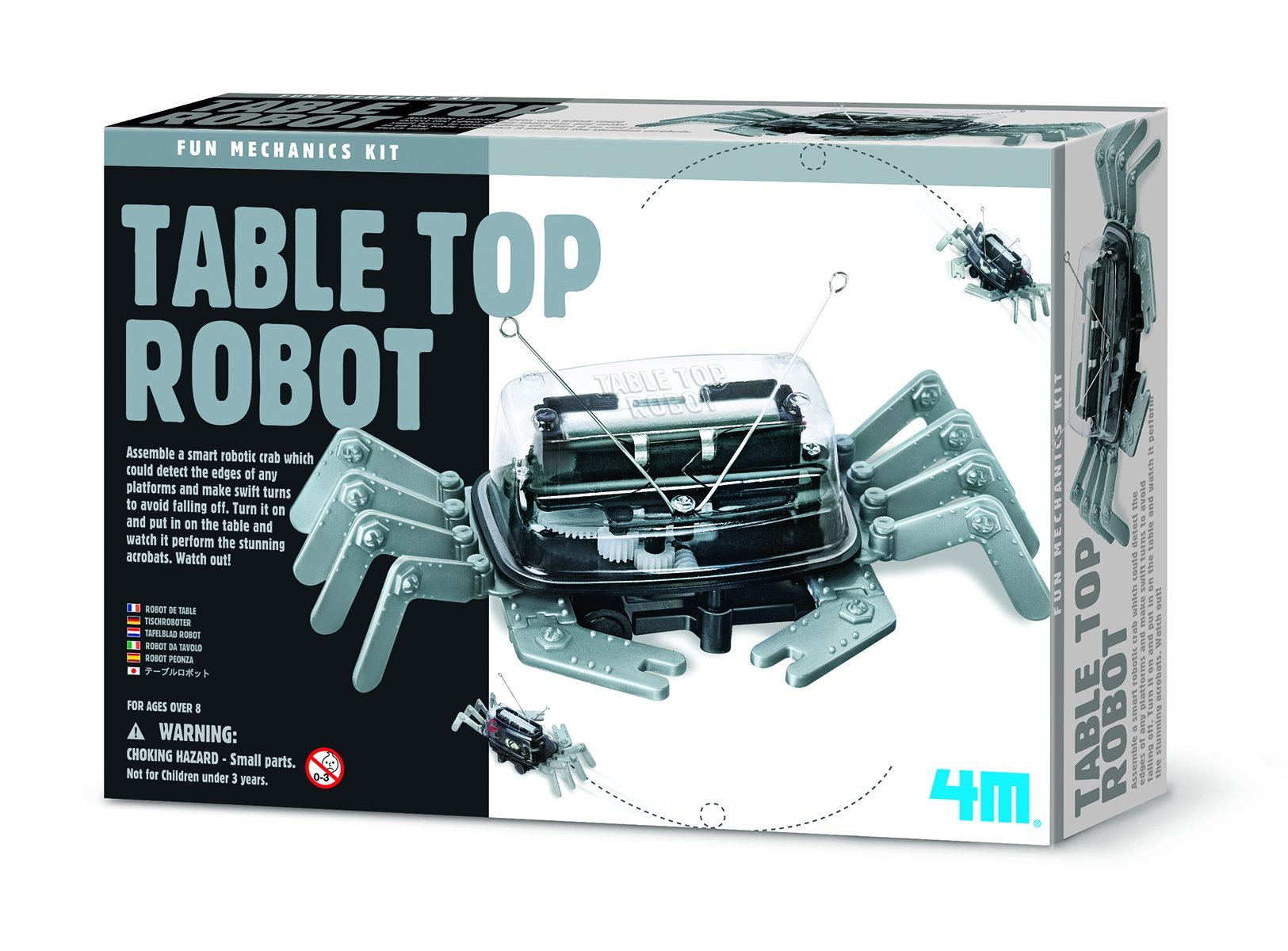 4M Table Top Robot (Packaging May Vary)