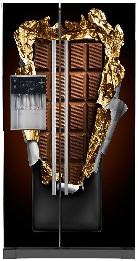 StickersNews Pegatinas Nevera Americano Chocolate 5778 ...