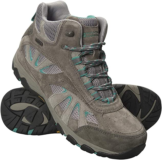 Rubber Outsole Quick Drying Durable Footwear Travelling for Hiking Trekking Breathable Ladies Shoes Mountain Warehouse Storm Womens Waterproof Boots