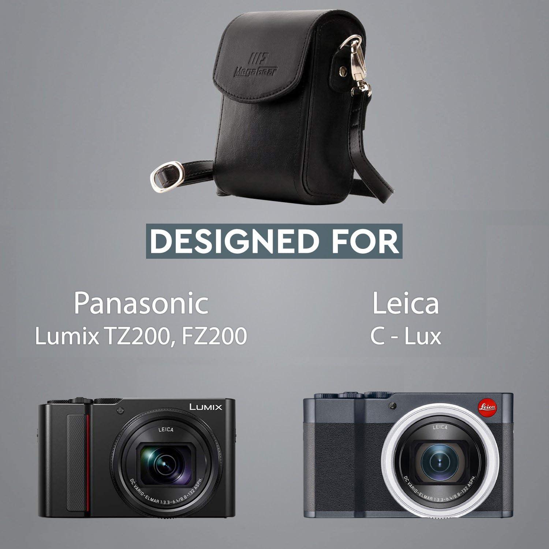 Megagear Mg1428 Panasonic Lumix Dc Zs200 Tz200 Leica Kamera