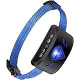 Dog Bark Collar - Electric Dog Shock Collar Anti Bark Collar with 7 Sensitivity USB Rechargeable Waterproof with Beep…