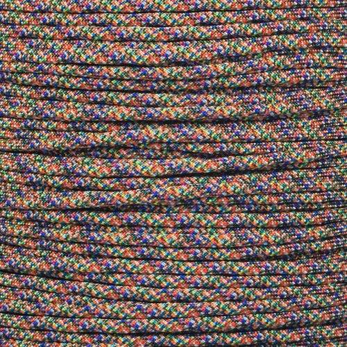 (PARACORD PLANET 550 Cord Type III 7 Strand Paracord 100 Foot Hank -)