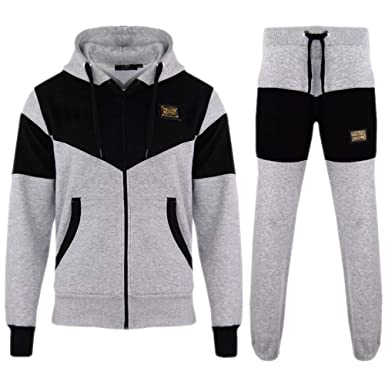 0d551796f Amazon.com  Boys Kids Fleece NY Tracksuit Sports Jogging Bottoms ...