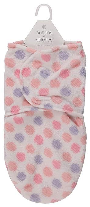 Amazon.com: Buttons and Stitches - Saco para bebé (forro ...