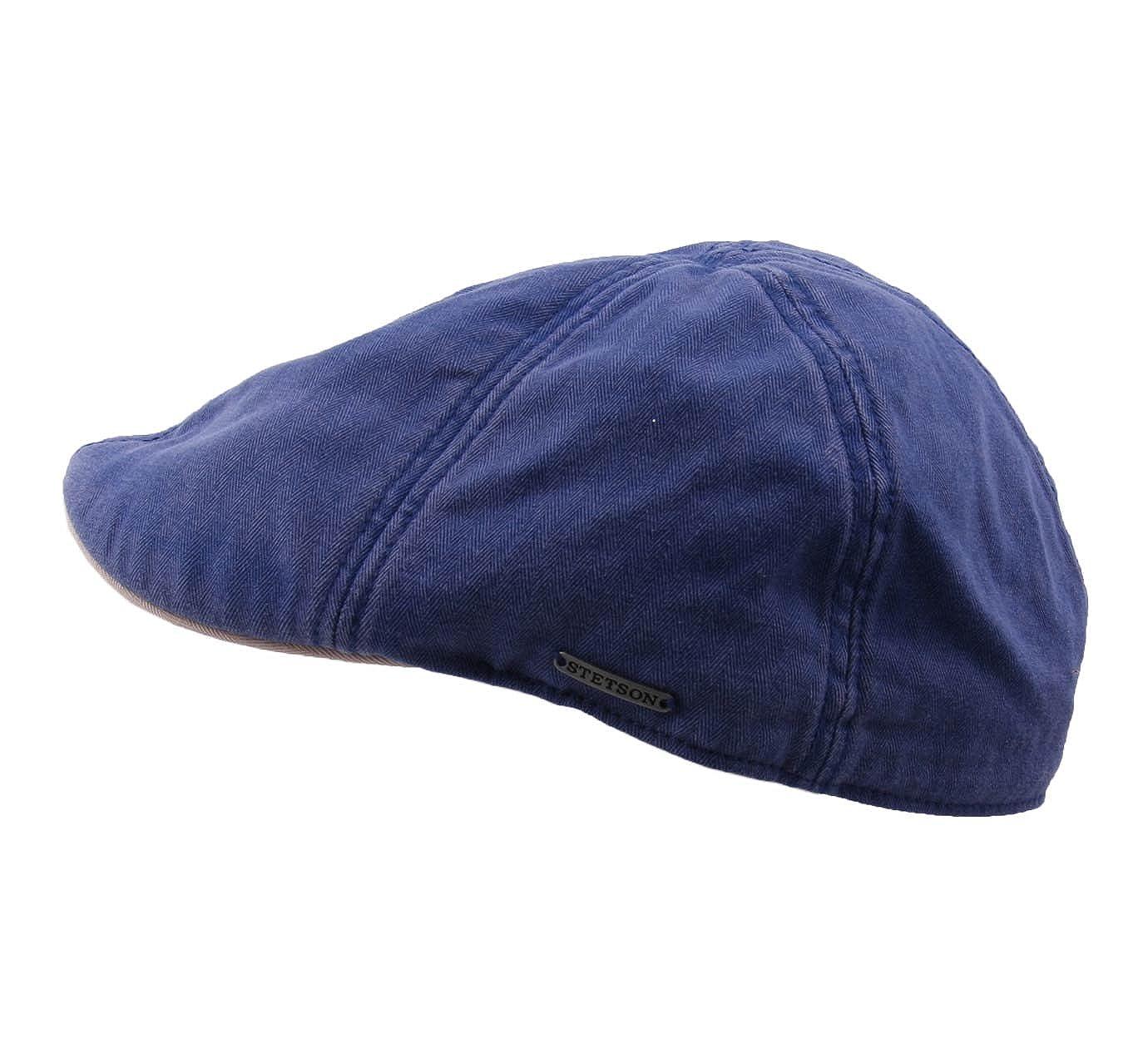 4ebc114a3ee9 Stetson - Béret - casquette plate - 2 Coloris - homme ou femme Texas ...