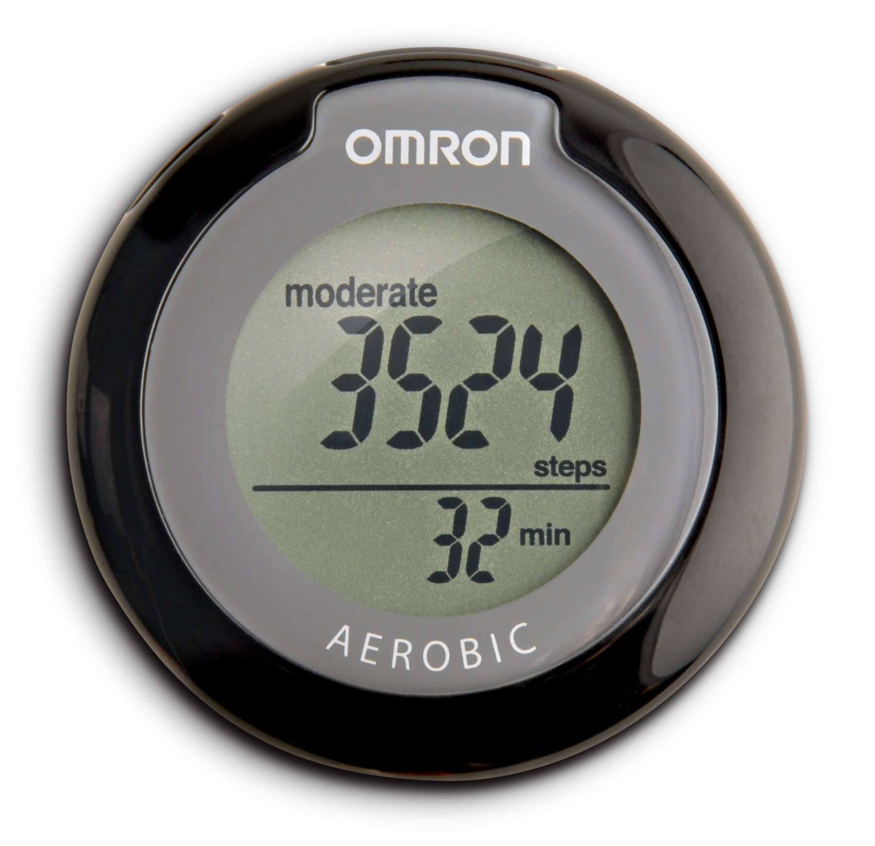 Omron HJ-151 Hip Pedometer for Aerobic Activity