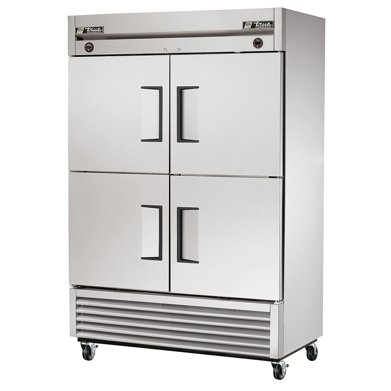 Amazon.com: True Mfg T 49DT 4, Solid Half Door, Dual Temperature, Reach In:  Appliances