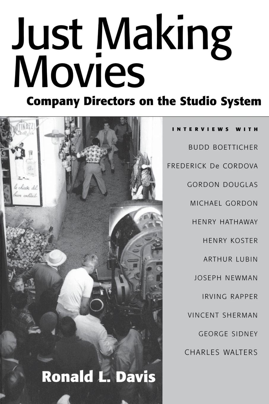 Download Just Making Movies: Company Directors on the Studio System PDF