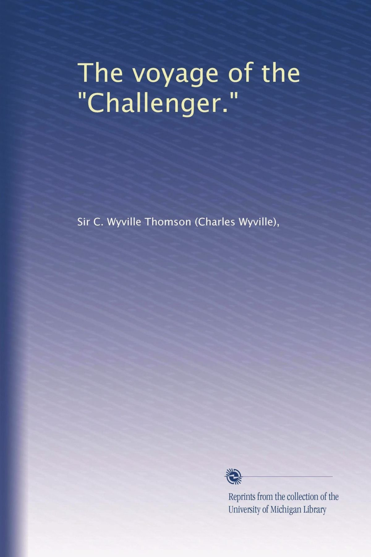 "Download The voyage of the ""Challenger."" pdf epub"