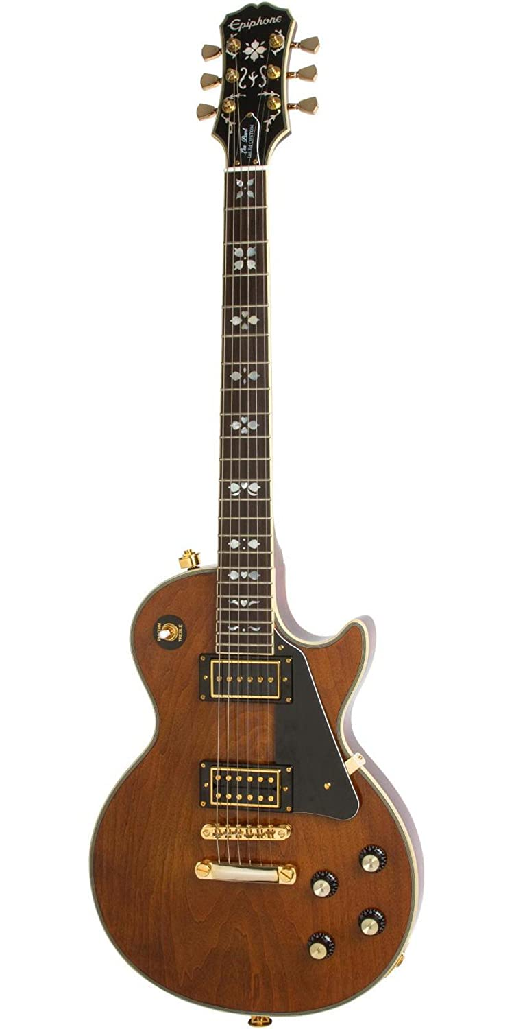 EPIPHONE LES PAUL CUSTOM ARTISAN LEE MALIA SIGNATURE: Amazon.es: Instrumentos musicales