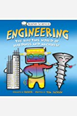 Basher Science: Engineering: The Riveting World of Buildings and Machines Paperback