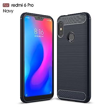 Sportfun Funda Xiaomi Mi A2 Lite, Ultra Delgado Protectiva Carcasa ...