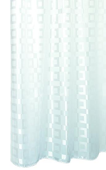 Duschvorhang Badewanne textil duschvorhang badewanne mit ringen dama badewannenvorhang