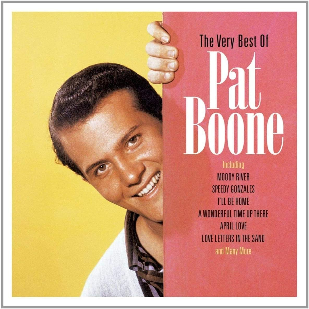 Amazon | The Very Best Of Pat Boone [Import] | Pat Boone | ポップス | 音楽