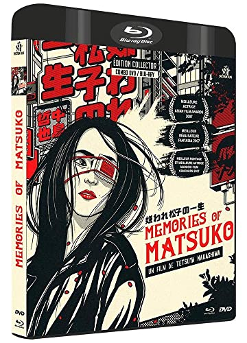 Memories of Matsuko [Francia] [Blu-ray]: Amazon.es: Miki Nakatani ...