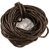 MARY JANE - Cordon Femme/Homme/Fille/Garçon - Long:500cm / Larg:1.50mm - Coton-Textile (Cordon)
