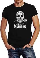 t-shirt tête de mort mexicaine 3