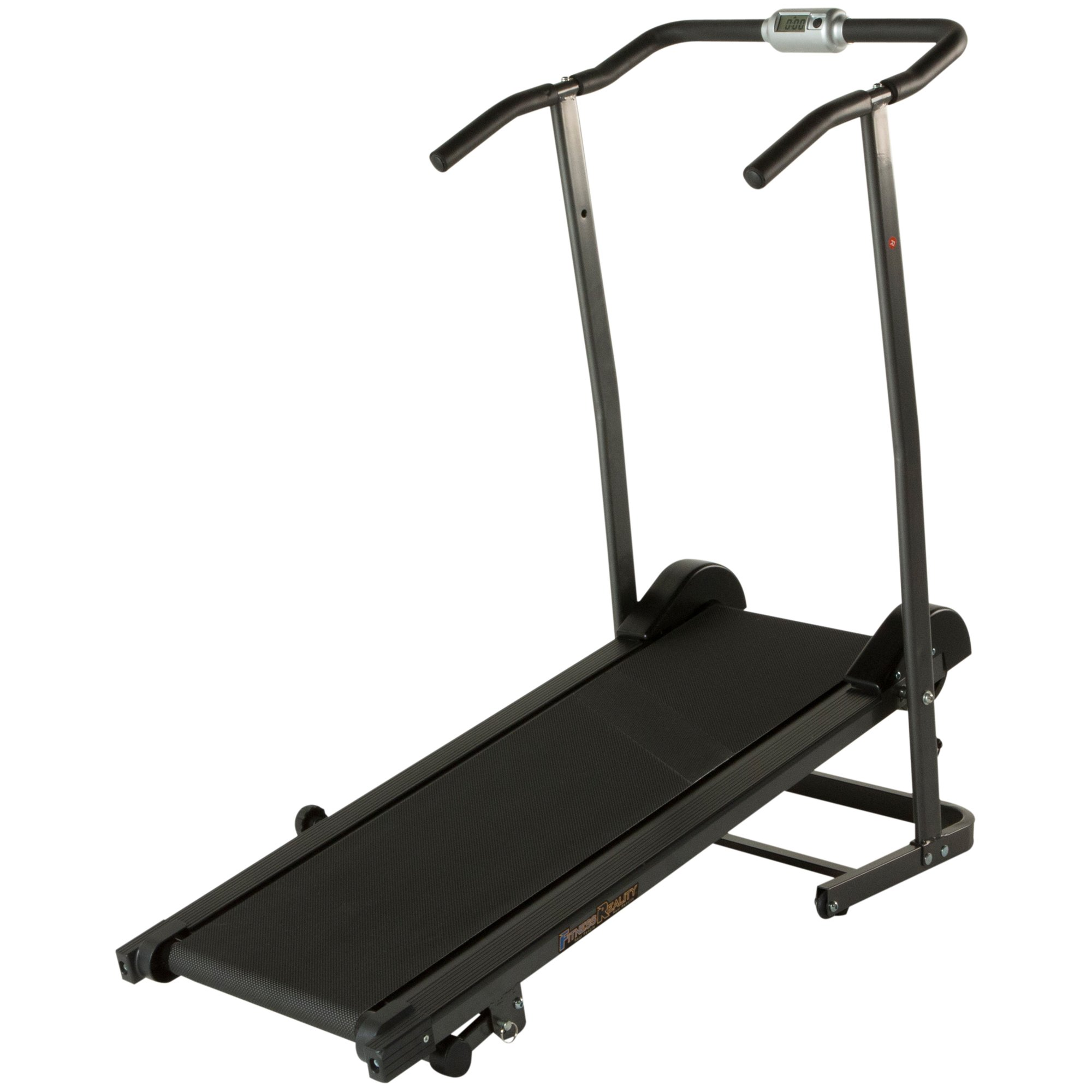 Fitness Reality TR1000 Manual Treadmill with 2 Level Incline & Twin Flywheels by Fitness Reality (Image #2)